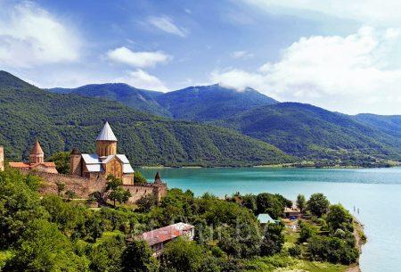 Величие Грузии (с отдыхом на море)
