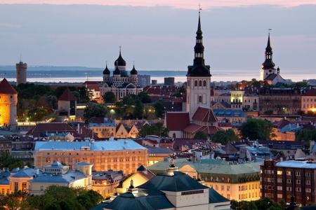 Красавица Балтика