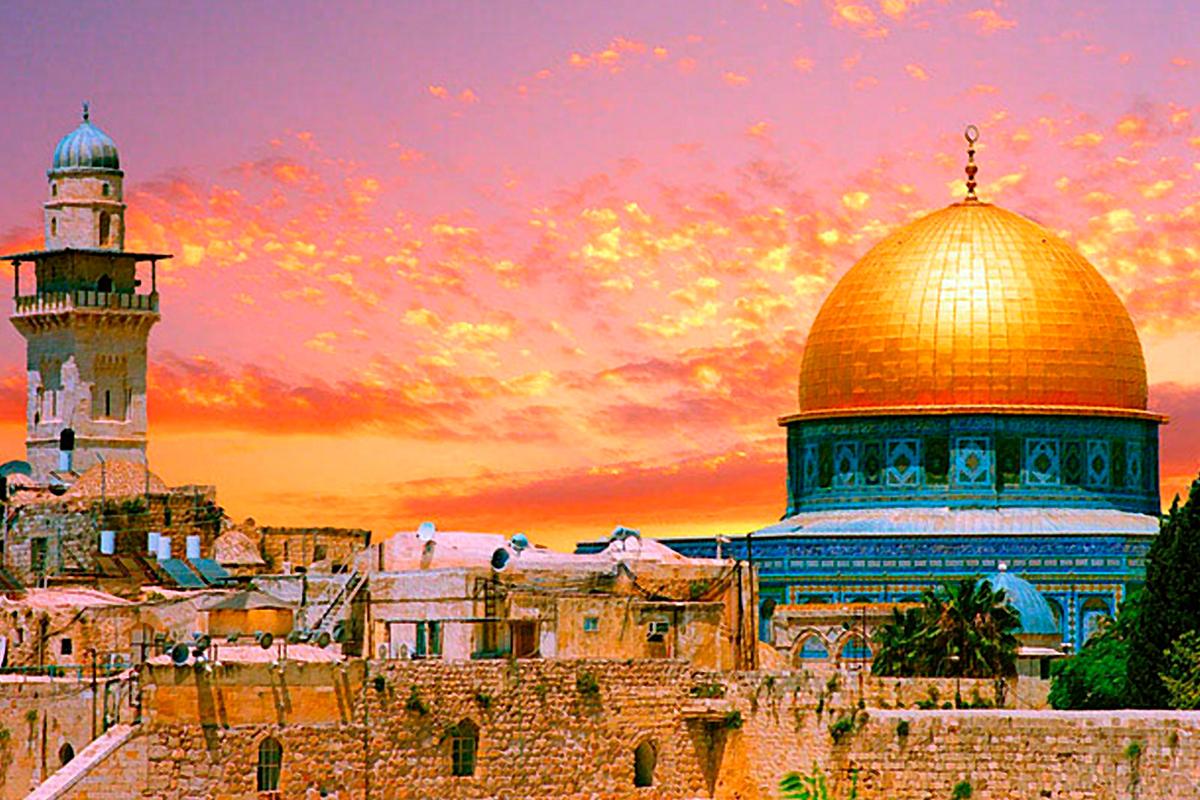 Вкусный уикэнд в Израиле