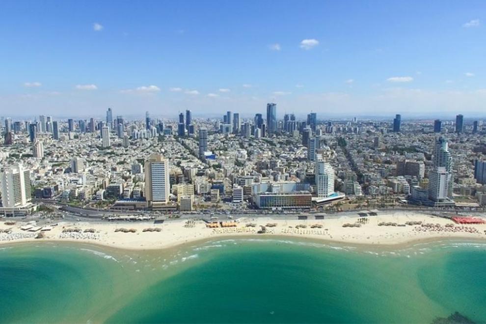 Weekend в Израиле