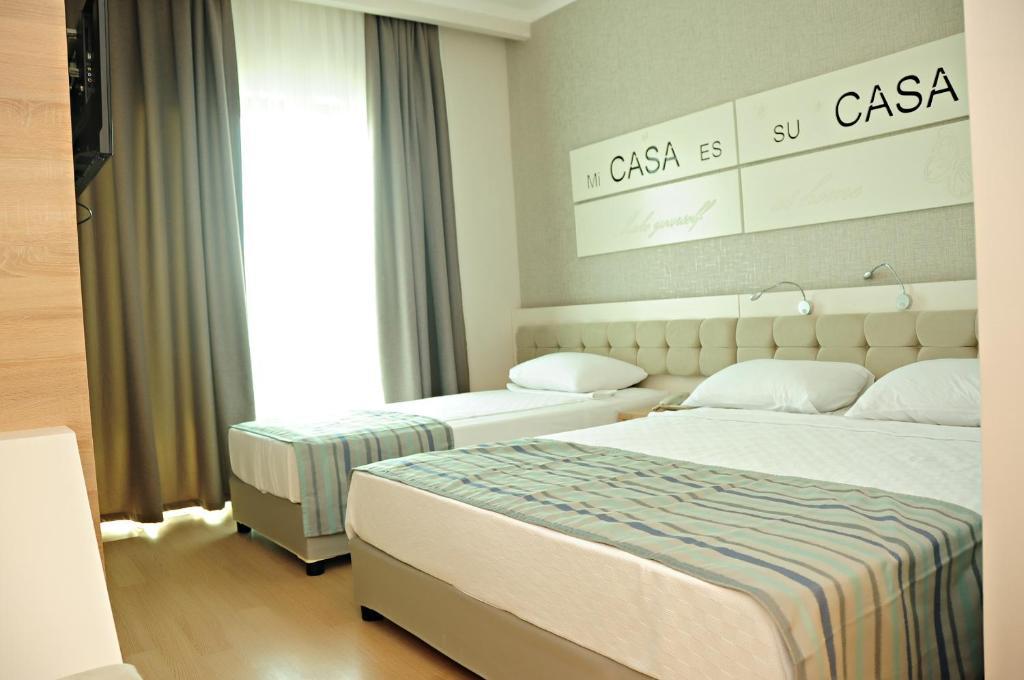 Orfeus Queen Spa - Двухместный номер с 1 кроватью и балконом