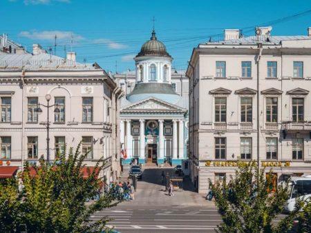Классический Санкт-Петербург (5дней/4 ночи). Из Минска самостоятельно.