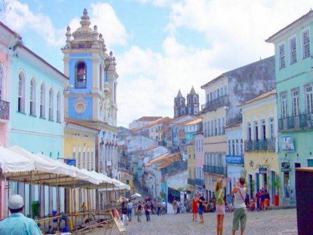 Гранд Вояж: Из Бразилии в Европу
