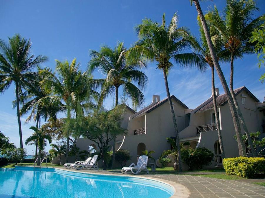 Mont Choisy Beach Villas 3*