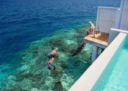 Amilla Fushi Resort Maldives 5*