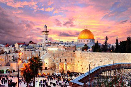 Экскурсионный тур в Израиль на 8 дней!