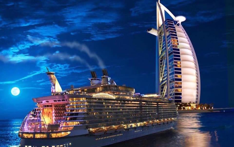Круиз из Италии к ОАЭ на лайнере Costa Mediterranea 4* (20 ночей)