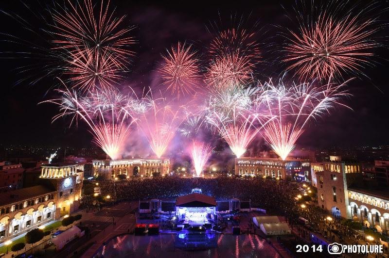 Новый Год в Армении 2019. Активный тур
