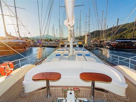 Круиз  «Морское приключение на гулете: архипелаг Турции»