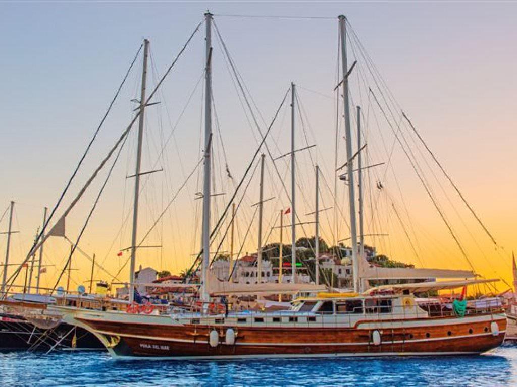 "Круиз  ""Морское приключение на гулете: архипелаг Турции"""