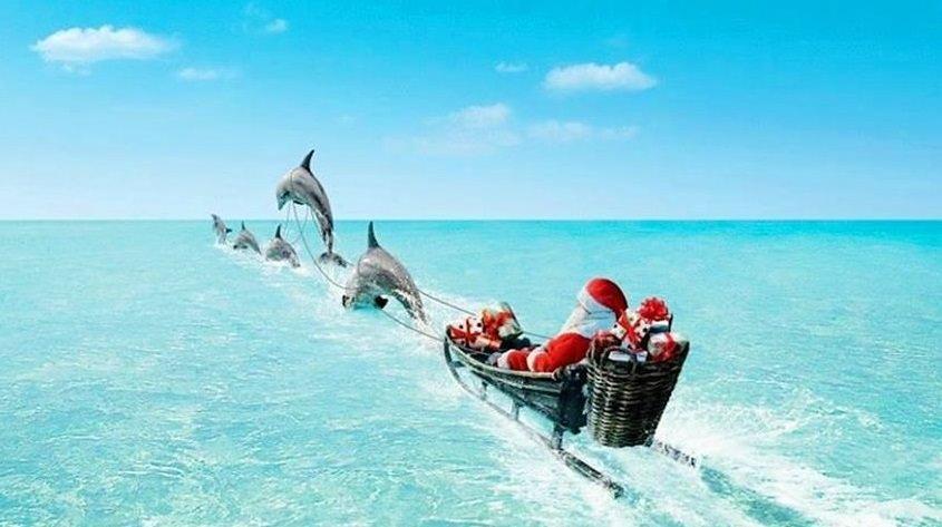 Рождество на Мальдивах. Отель Huvafen Fushi 5*