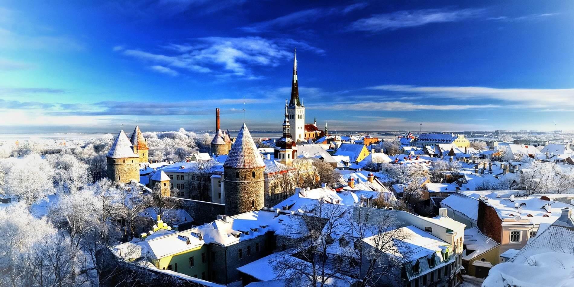 Круиз Таллинн - Хельсинки - Стокгольм - Хельсинки - Таллинн (5 дней)