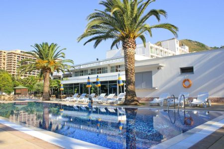 Hotel Montenegro 4*