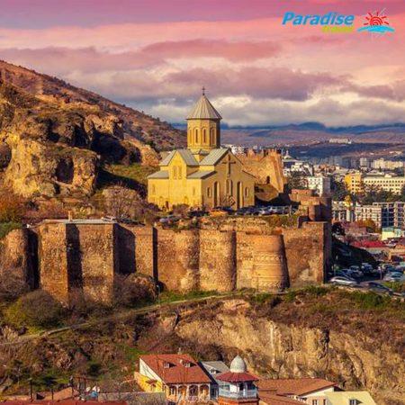 Авиатур: «Сны о Грузии»