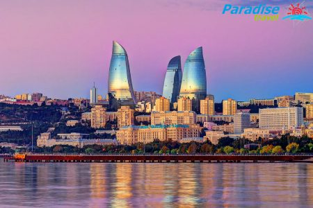 FORMULA 1 в столице Азербайджана