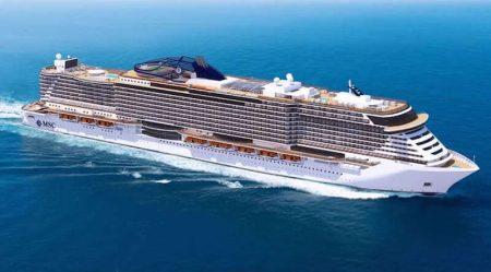 СРЕДИЗЕМНОМОРЬЕ ИЗ ГЕНУИ, MSC SEAVIEW NEW SHIP 2018 5*