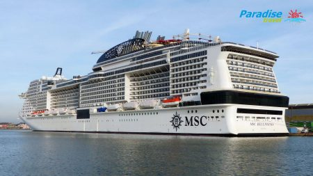 КРУИЗ на MSC BELLISSIMA NEW SHIP 2019 5*