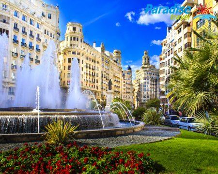 По столицам Испании