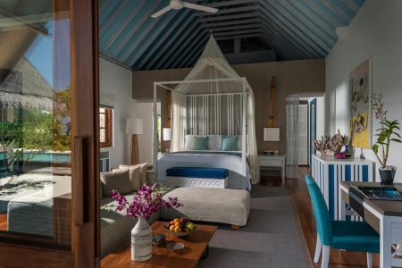 Four Seasons Resort Maldives at Landaa Giraavaru (Baa atoll) 5* Delux