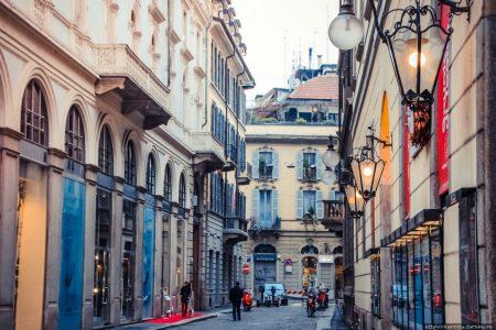 Тур выходного дня в Милан!