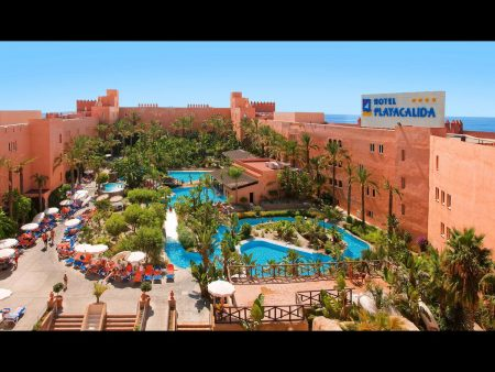 Playacálida Spa Hotel Luxury 4*