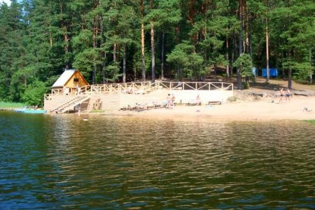 Лесные озёра