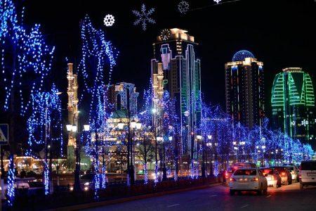 Встречай Новый год в Баку!