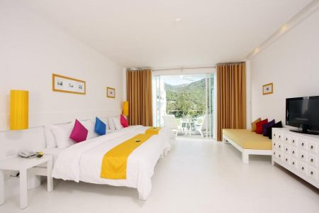 The Old Phuket — Karon Beach Resort 4*
