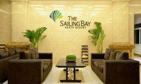 The Sailing Bay Beach Resort  4*