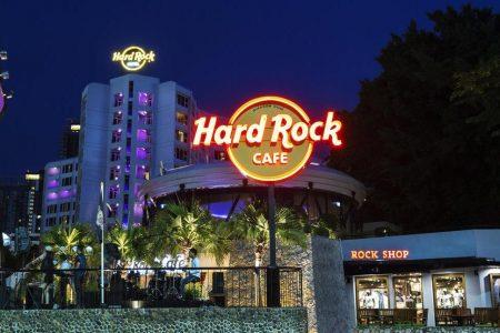 Hard Rock Hotel Pattaya 4*