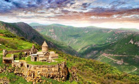 Авиатур: Вкус Граната ( Грузия+Армения )