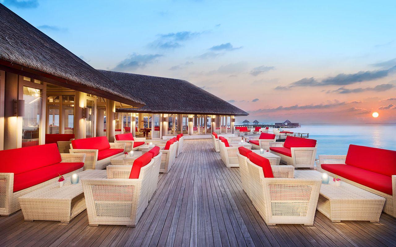 Horizon Lounge JA Manafaru 5*Deluxe