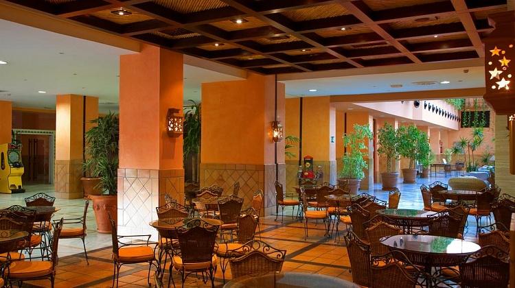Almuñecar Playa Spa Hotel 4* Abdera Buffet Restaurant
