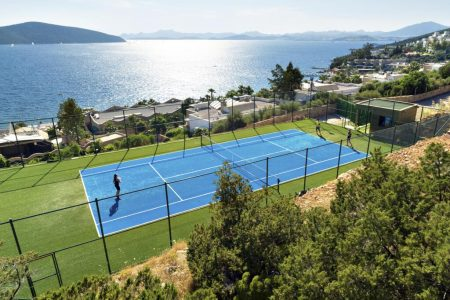 Tui Magic Life Bodrum - теннис