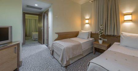 Alva Donna Beach Resort Comfort, семейный номер