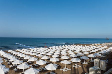 Barut Hemera, пляж