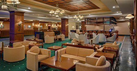 Alva Donna Beach Resort Comfort,lobby bar