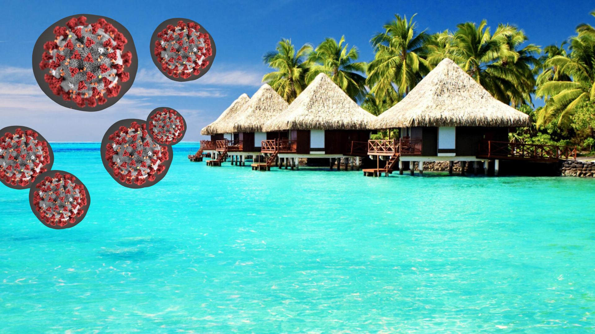 Вирус и Мальдивы