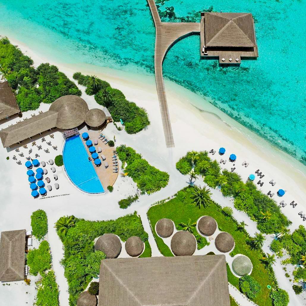 Мальдивы Cocoon Maldives 5*