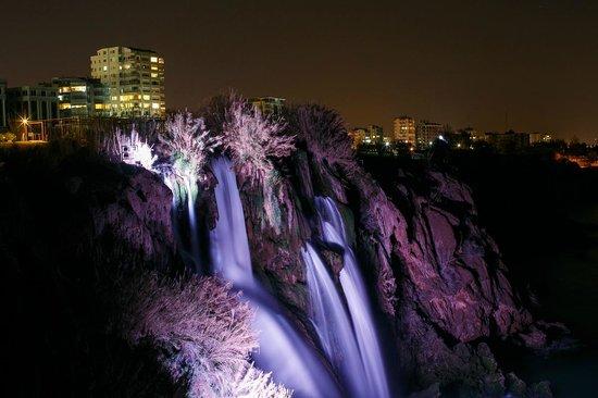 водопада Дюден
