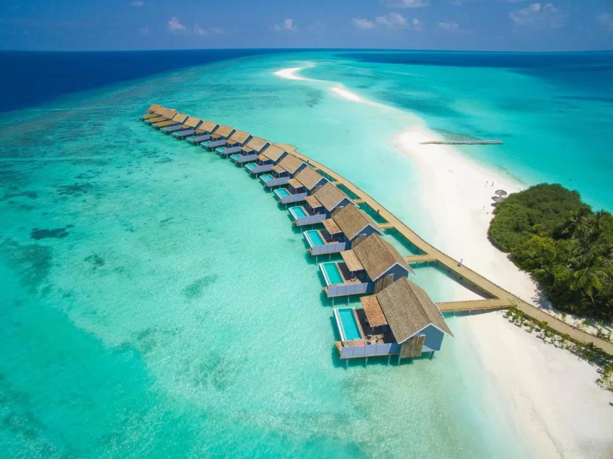 Kuramathi Maldives 4*