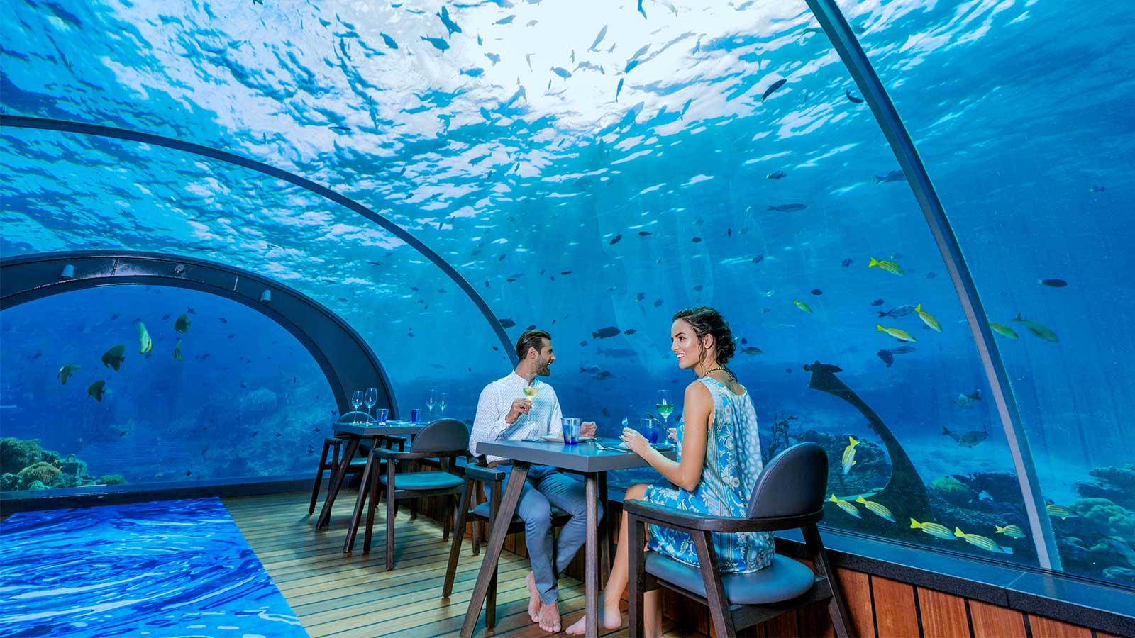 5.8 Undersea,Hurawalhi Island Resort 5*