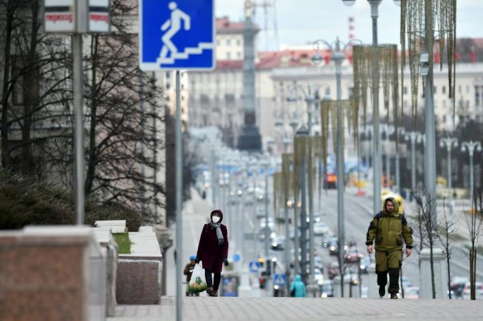 Ковид-паспорта в Беларуси