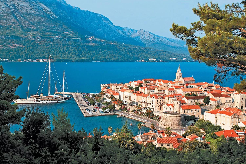 Хорватия начала выдавать визы!