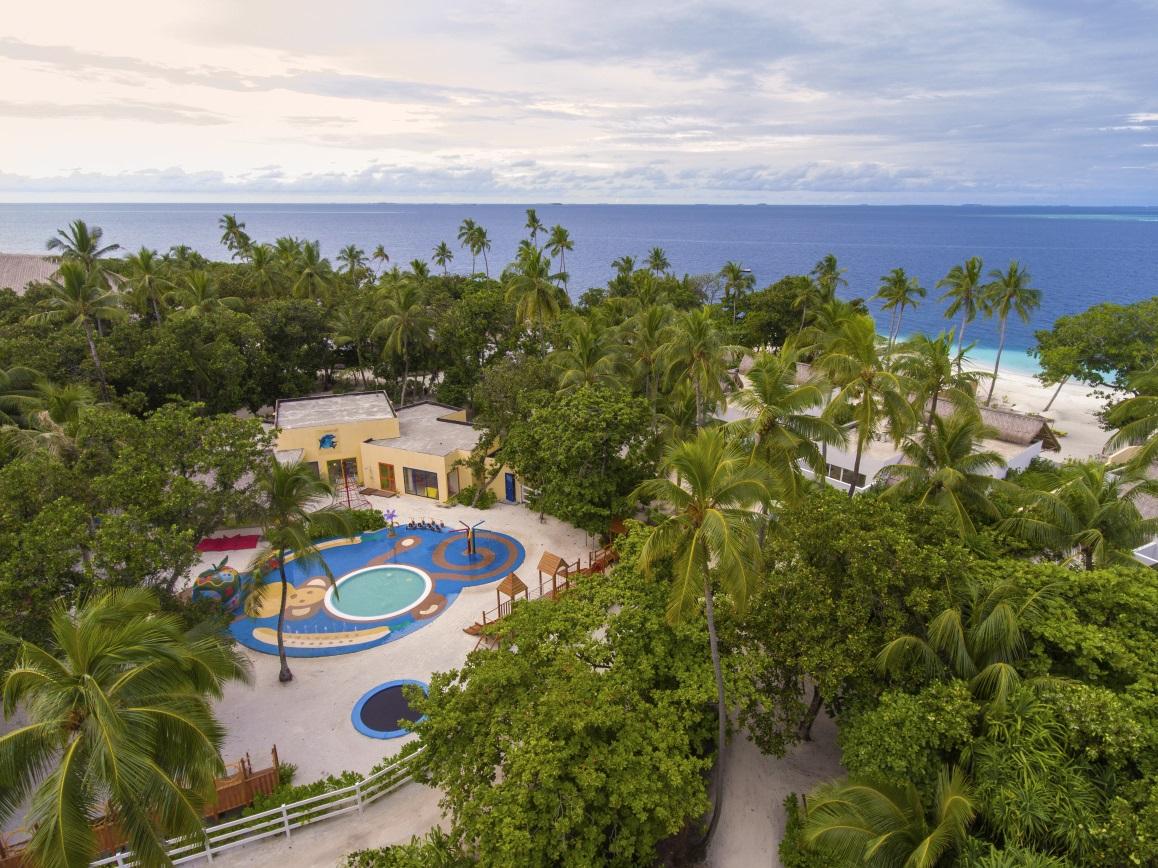 Emerald Maldives Resort & Spa расширяет возможности для отдыха с детьми